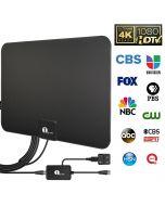 50 Mile Range Amplified HDTV Antenna