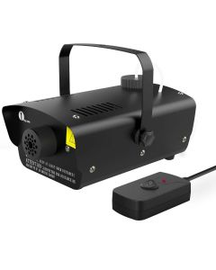 Halloween 400-Watt Fog Machine with Wired Remote Control