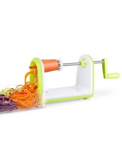 Spiral Slicer 5 Blades Spiralizer, Vegetable Cutter and Shredder