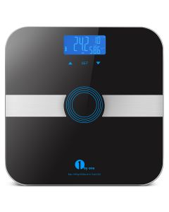 Body Fat Scale with Tempered Glass
