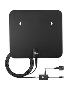 75-100 Miles Indoor/Outdoor HDTV Antenna