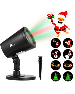 Christmas Decorations Light Projector