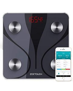 Bluetooth Body Fat Scale with iOS and Android App