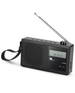 Digital DAB/FM Radio with FM Tuner, Alarm Clock