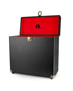 Vinyl Record Storage Case for 30 Albums