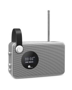 Portable Digital DAB/FM Bluetooth Radio