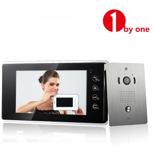 Safe and Secure your Home with the 1byOne Video Phone Doorbells