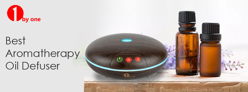 1byone's Aromatherapy Essential Oil Diffuser: Magical Cure to Stress