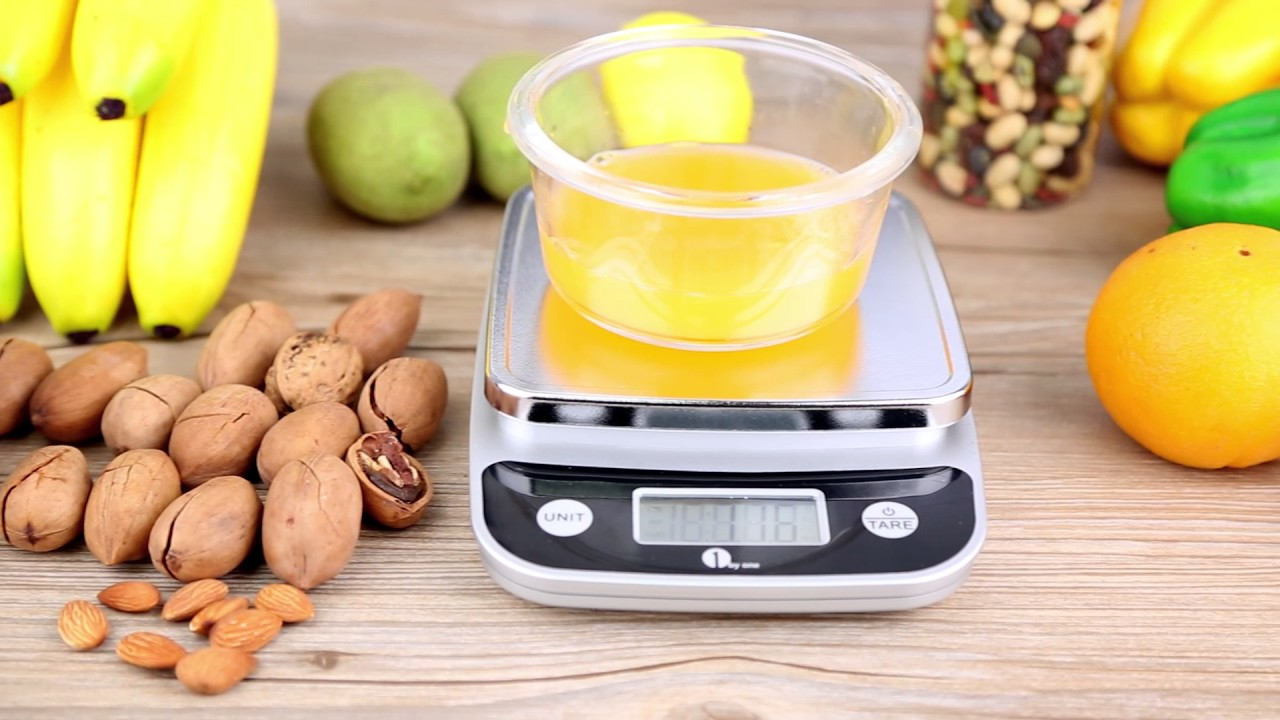 5 Reasons Why Your Kitchen Needs a Digital Scale