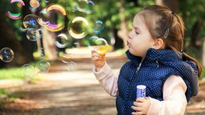 Your Kids and Guests Love the Bubble Maker Machine Too