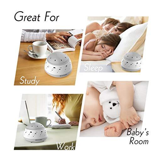 white noise machine, sleep machine, baby sleep