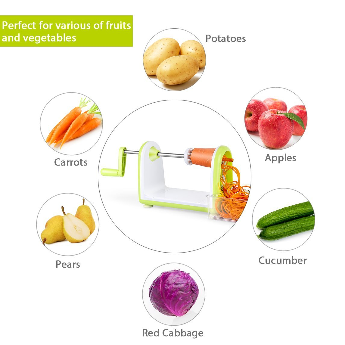 kitchen appliances| vegetable cutter| shredder| chop| Health